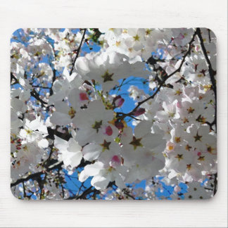 Blissful Blossoms Mousepad