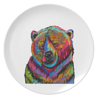 Blissful Wink Dinner Plates