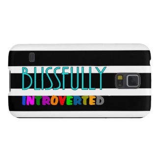 Blissfully Introverted - Samsung Galaxy S5 Cases