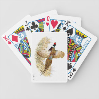 """Blitz Outdoors """"Pheasant in Flight Playing Cards"""