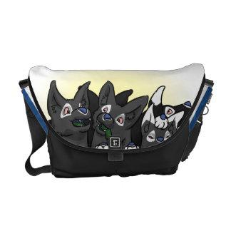 Blitz Pups Messenger Bag