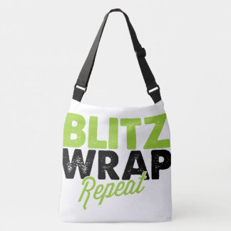 Blitz Wrap Repeat Cross Body Bag