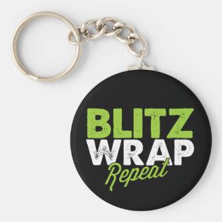 Blitz Wrap Repeat Keychain - Body Wrap