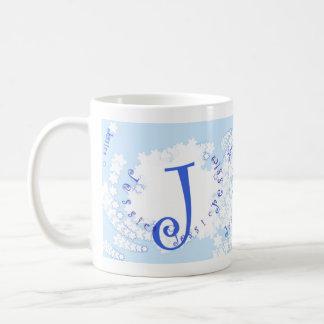 Blizzard - Jessica Coffee Mug