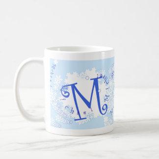 Blizzard - Michael Coffee Mug