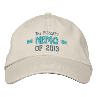 Blizzard NEMO (2013) cap Embroidered Hats