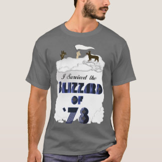 blizzard of '78 T-Shirt