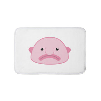 Blobfish Bath Mat