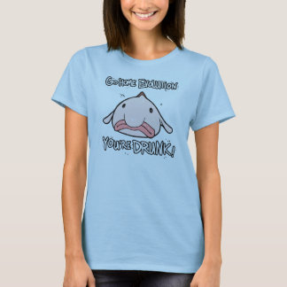 Blobfish Evolution Women's T T-Shirt