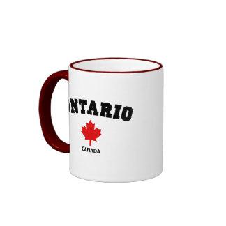 Bloc d'Ontario Mug Ringer