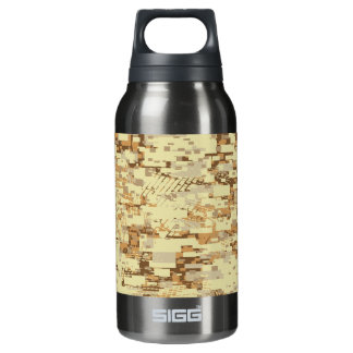 Block desert camouflage insulated water bottle