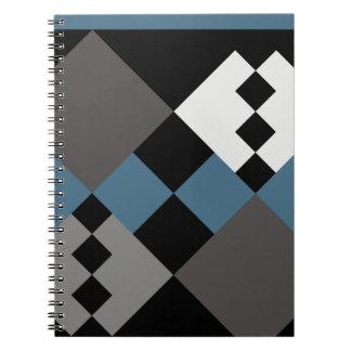 Block Diamond Notebooks
