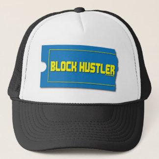 Block Hustler Trucker Hat