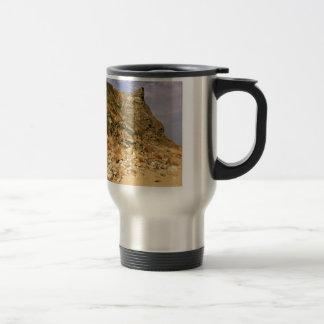 Block Island Bluffs 15 Oz Stainless Steel Travel Mug