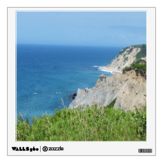 Block Island Bluffs - Block Island, Rhode Island Wall Sticker