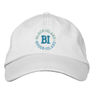 BLOCK ISLAND cap