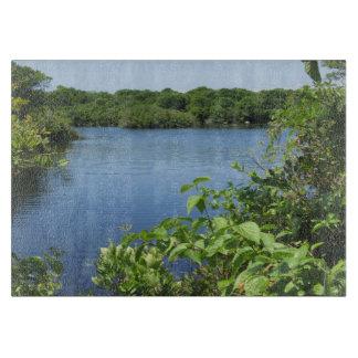 Block Island Fresh Water Pond Cutting Boards