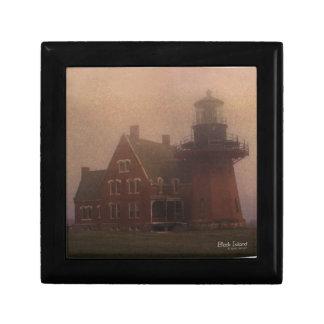 Block Island Lighthouse Gift Box