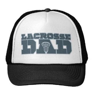 Block Lax Dad Trucker Hat