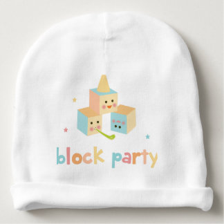 Block Party Baby Beanie