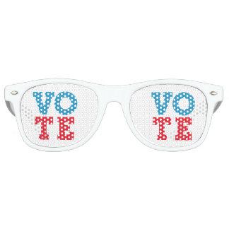 """Block Script """"VOTE"""" - Sunglasses"""