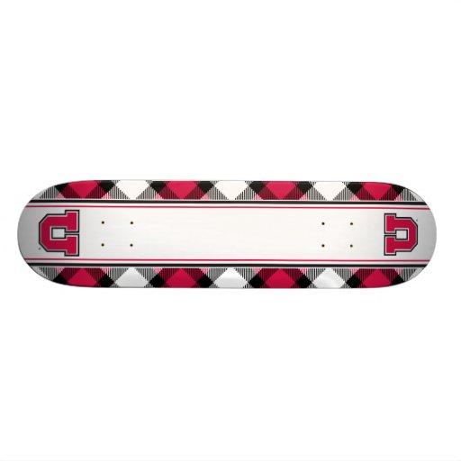 Block U Mark Skate Board Deck