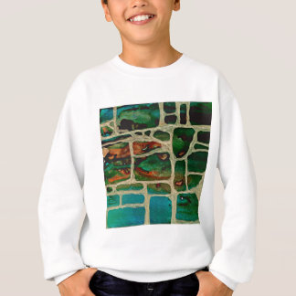 Block Wall Sweatshirt