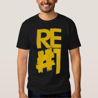 Block Yellow T-shirts