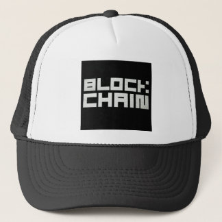 Blockchain Cryptocurrency Crypto Hat