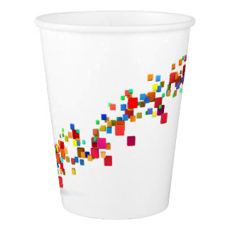 Blockchain Technology as a Creative Business Paper Cup