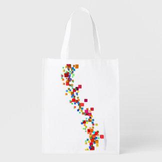 Blockchain Technology as a Creative Business Reusable Grocery Bag