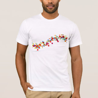 Blockchain Technology as a Creative Business T-Shirt