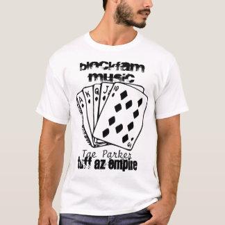 Blockfam Tuff Az Empire White T-shirt