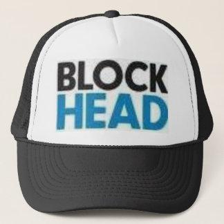 BLOCKHEAD TRUCKER HAT