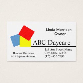 Blocks Business Card