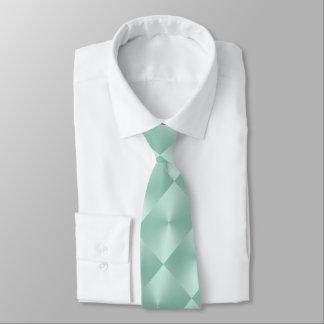 Blocs en bon état de miroitement cravate