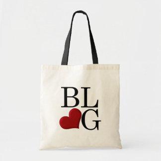 Blog Love Tote Bag