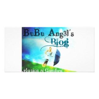 Blog Custom Photo Card