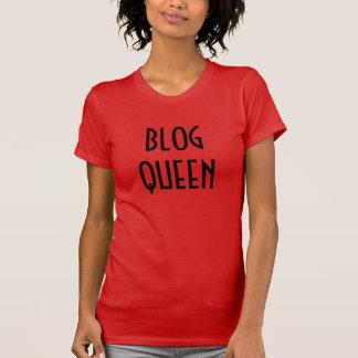 """""""Blog Queen"""" t-shirt"""