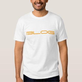 blog tee shirt