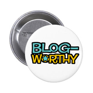 Blog Worthy Button