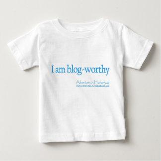 blog worthy tshirt