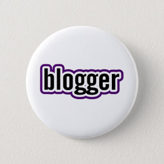 Blogger 2 Inch Round Button