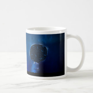 Blogger ( digg it digg it digg it) basic white mug