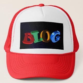 Blogger trucker-hat, for sale ! trucker hat