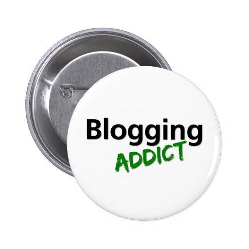 Blogging Addict Pins