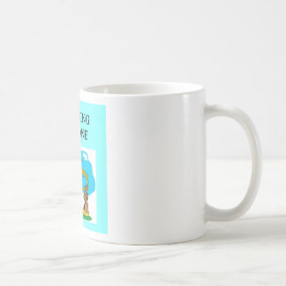 BLOGGING JOKE FOR BLOGGERS COFFEE MUG