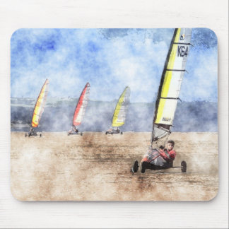 Blokart Racing Competition Mouse Pad