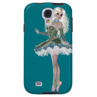 Blond Ballerina Samsung Galaxy S4, Tough