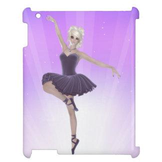 Blond Ballerina Savvy Glossy iPad Case